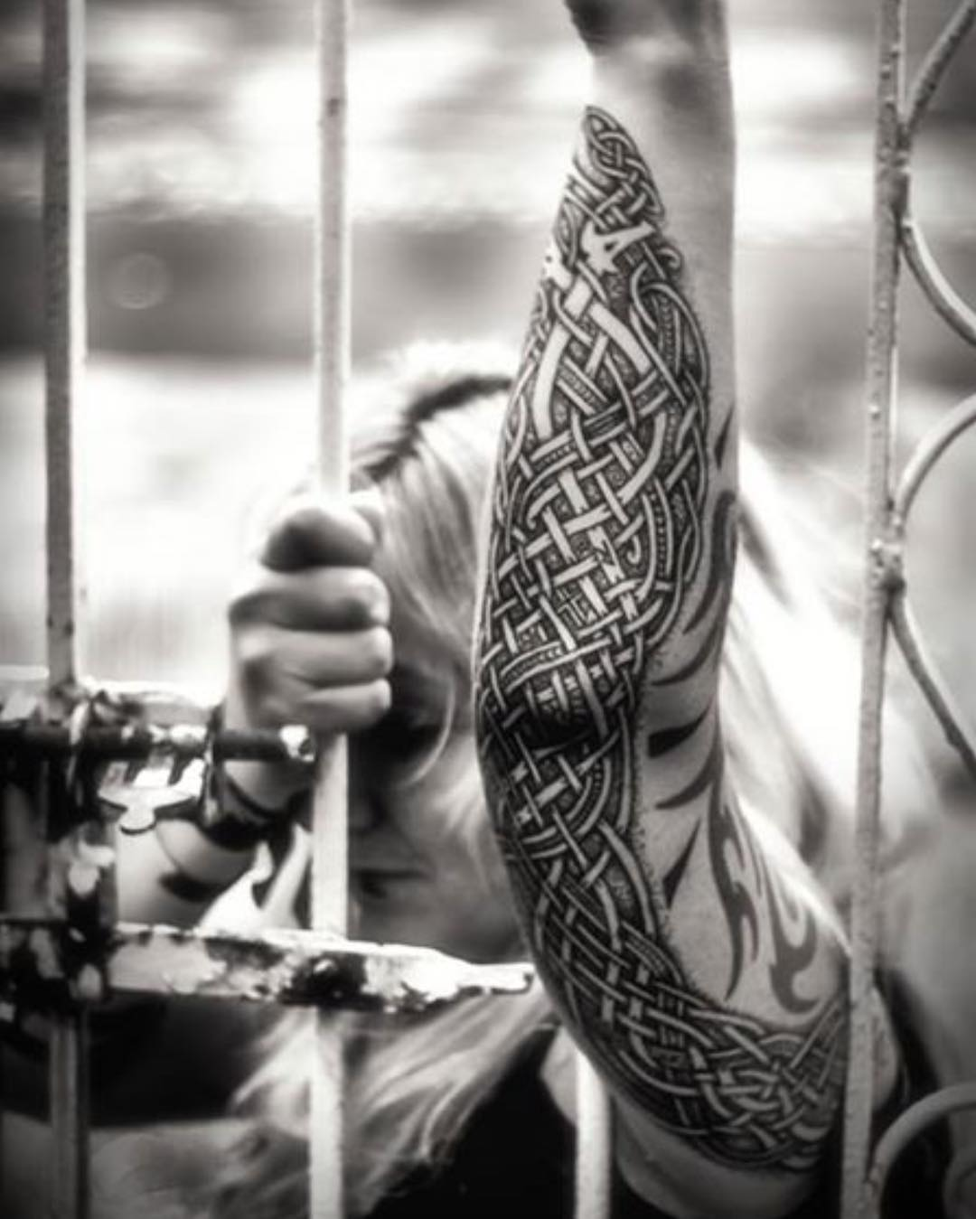 Nordic Tattoo by Sean Parry