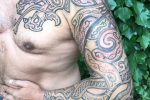Nordic Tattoo by Sacred Knot