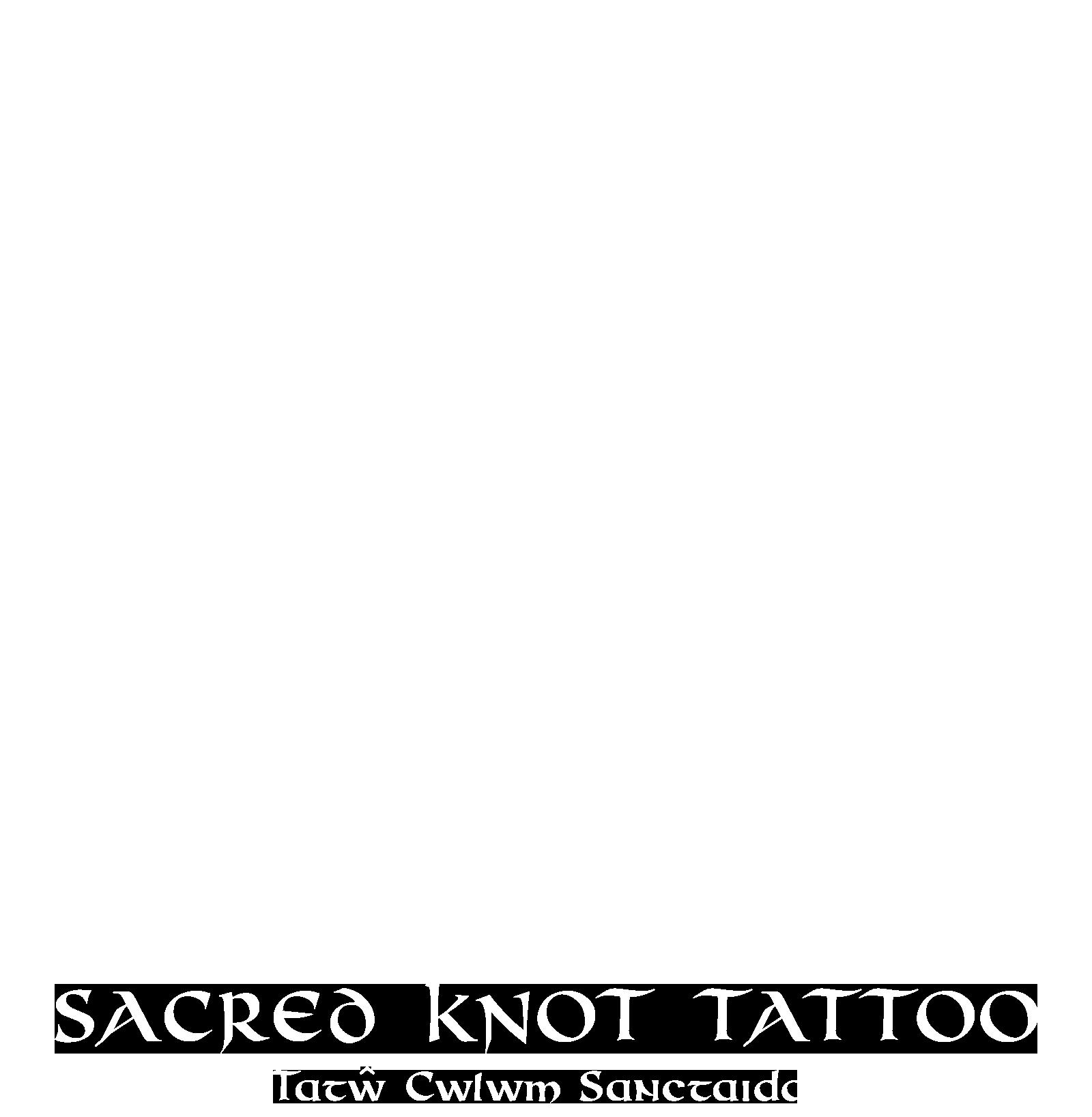 Sacred Knot Tattoo - Tatw Cwlwm Sancaidd